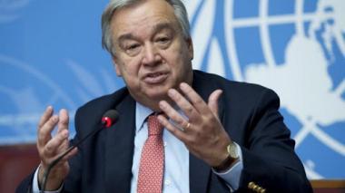 Secretario general de la ONU condena el ataque terrorista de Kabul