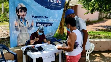 Brigadas para mitigar enfermedades entre población damnificada en Lorica