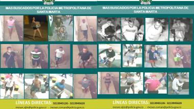 La Policía busca a los autores de los saqueos de mayo en Ciénaga, Magdalena