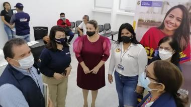 Habilitan oficina para la atención de migrantes en Sincelejo