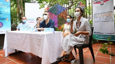 Gran narratón de apertura de El Caribe Cuenta 2021