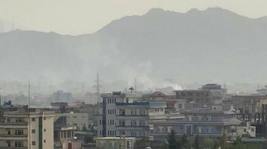Al menos un muerto tras una explosión cerca del aeropuerto de Kabul