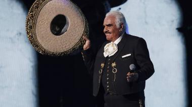 Nuevo parte médico sobre la salud de Vicente Fernández
