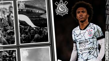 Corinthians anunció el retorno del mundialista William, del Arsenal de Inglaterra