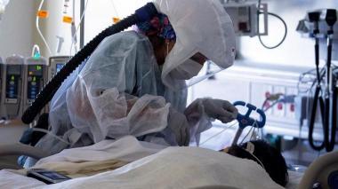 Casos de coronavirus en Colombia el 31 de agosto de 2021