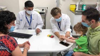 Hospital en España realiza primer trasplante de pulmones entre bebés
