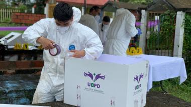 JEP rechaza retención de vehículo de la UBPD en Arauca