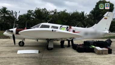 Red habría usado el Cortissoz para llenar aviones con coca y sacarla a EE. UU.