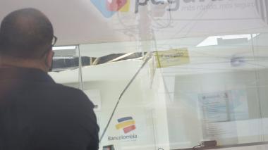 Hombres armados hurtan corresponsal bancario del barrio El Carmen