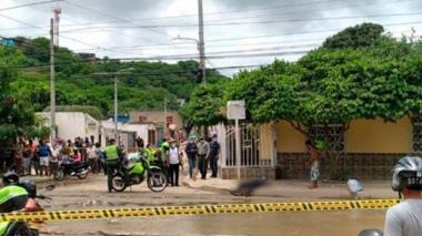 Asesinan a un hombre a bala en el nororiente de Santa Marta