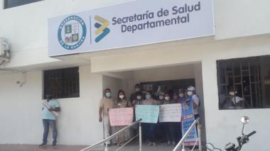 Empleados del Hospital San José de Maicao se declaran en paro