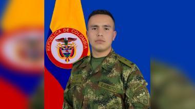 Cadáver hallado en el Valle corresponde al subteniente Cristian Calderón
