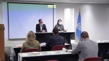 Minjusticia y ONU buscan prevenir consumo de drogas en población vulnerable