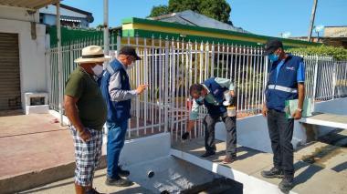 Cartagena contabiliza 1.328 casos de dengue