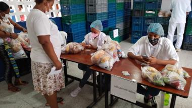 Le ponen la lupa a la operación del PAE en colegios de Cartagena