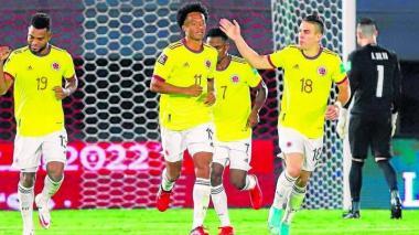 El Colombia-Chile, determinante en la clasificación a Catar 2022