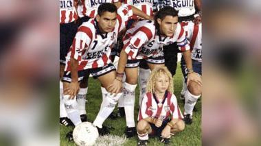"""""""Tuve los mejores padrinos en el fútbol, 'el Pibe' y 'Pachequito"""": Jorge Bolaño"""