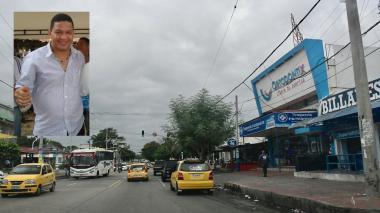 Tras riña en billar, hieren a bala a comerciante en el barrio San José