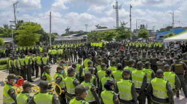 Inteligencia y Policía Judicial,  refuerzos contra el delito en B/quilla