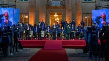 Iván Duque exalta y homenajea a medallistas de Juegos Paralímpicos Tokio-2020