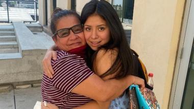 Tras 14 años de su secuestro se reúne con su madre gracias a redes sociales
