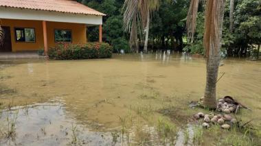 Lluvias de septiembre ya dejan más de 6.000 familias afectadas en Colombia