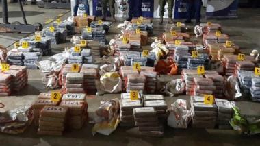 Cocaína colombiana sigue representando una gran amenaza: EE. UU.