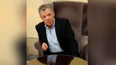 """""""Las víctimas me enseñaron que la condición humana es buena"""": Juan Manuel Santos"""