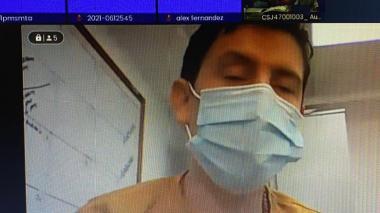 Enrique Vives pidió perdón a las familias de las víctimas