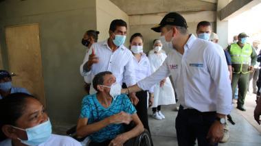 Minvivienda entregó 180 viviendas gratis en El Molino, La Guajira