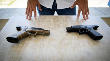 Armas: la delgada línea entre el trauma y la muerte