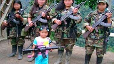 Un millar de voces para entender cómo y por qué las FARC reclutaban menores