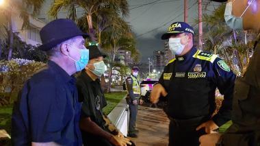 695 riñas atendidas y 170 fiestas intervenidas en Amor y Amistad: Policía