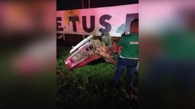 Grave accidente en Puerto Colombia deja un muerto y tres heridos