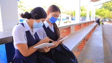 Despliegue de tecnología en el césar conecta a la comunidad educativa