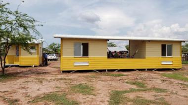 La Guajira mejora la calidad de vida con soluciones de vivienda