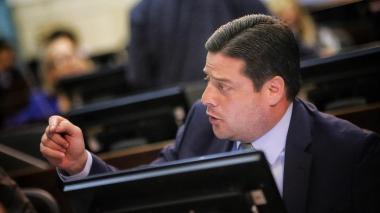 Senador Mauricio Gómez niega su vinculación con caso de Centros Poblados