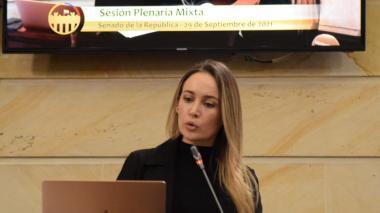 """""""Tenemos elevada evasión y altas tarifas del SOAT"""": Ana María Castañeda"""