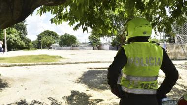 Capturan a hombre cuando portaba una granada en Soledad
