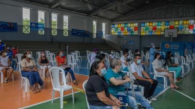 En Soledad y Malambo, la falta de biológicos retrasa vacunación