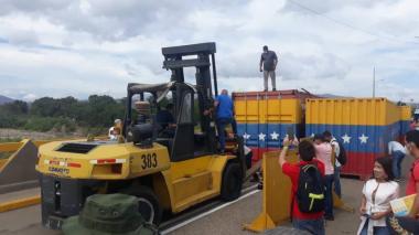 ONU felicita a Colombia y Venezuela por reapertura comercial de la frontera