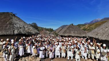 Estrategias mediáticas buscan separar al pueblo arhuaco: Ati Quigua