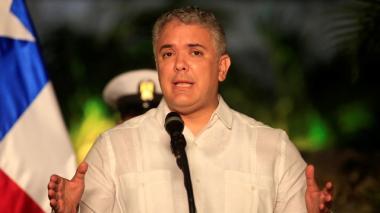 Así respondió Duque a Maduro tras llamado a retomar inversiones en Venezuela