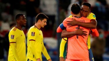 La selección Colombia tuvo déficit en creación y ataque