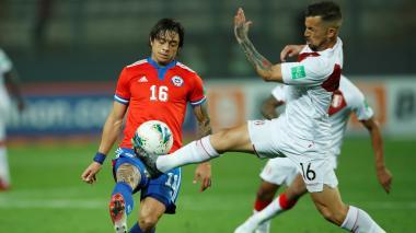 El hijo de Cristian Montecinos debutó con la selección de Chile
