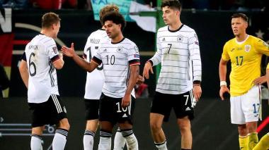 Alemania y Países Bajos dan un paso hacia Catar