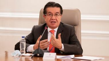 Minsalud habilita puntos de vacunación para población migrante