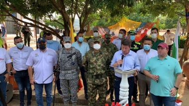 Batallón Nariño operará en el sur de Bolívar