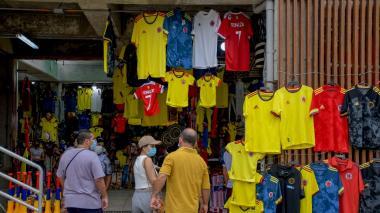 Selección Colombia le da un fuerte impulso a la economía