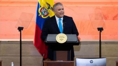 Brasil y Colombia siguen unidos por la democracia en Venezuela: Duque